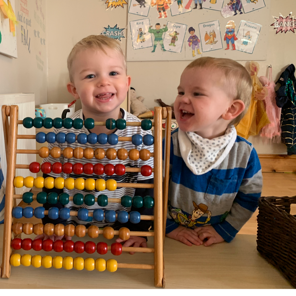 Hopscotch Corner Happy Children
